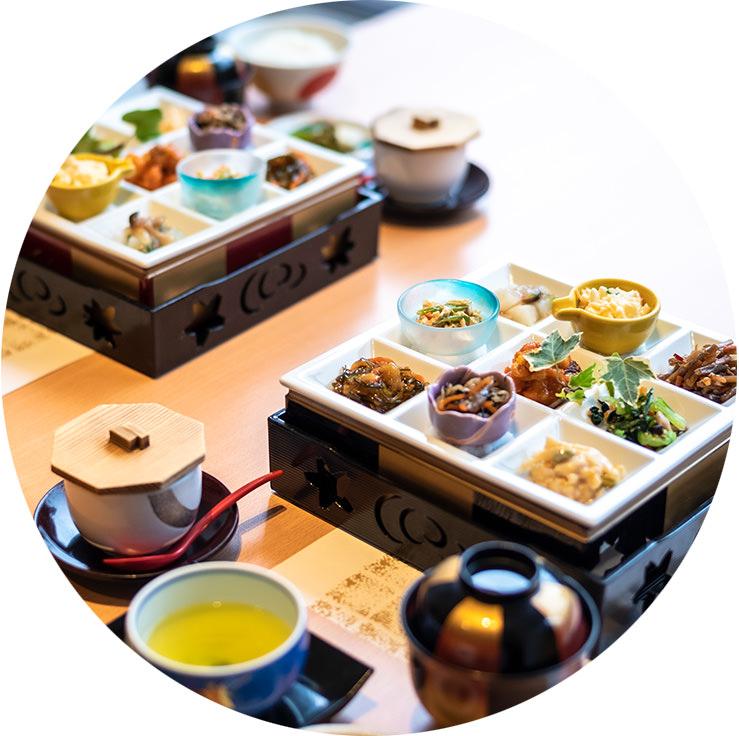 """贅沢 """"旬感"""" 料理"""